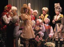 Двенадцать месяцев Театр русской драмы п/р М.Щепенко<br>