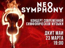 Концерт NeoSymphony 2018-03-23T19:00