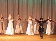 «Духовные и народные грузинские песнопения». Детский грузинский хор «Сихарули»<br>