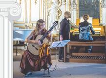 Органные вечера в Кусково. Гитара и орган. Латинская Америка 2019-10-19T15:00