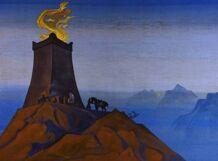 Великие имена в судьбе Центральной Азии. Заратуштра – пророк  реформатор<br>