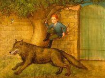 Петя и Волк. Новогодняя путаница<br>