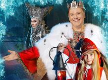 Сказки Андерсена. Волшебство в Зарядье 2019-12-22T13:30