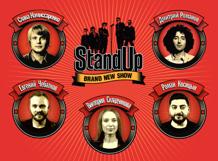 StandUp Show ТНТ 2018-11-29T20:00 сelentano tribute show 2018 11 20t20 00