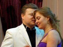 Лариса и Алексей Волжанины «Два сердца»