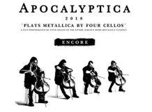 Apocalyptica 2018-03-26T20:00 apocalyptica mexico