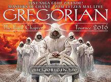 Gregorian. Юбилейный Тур 2020-02-20T20:00 молодежные униформы москвы 2018 08 20t20 00