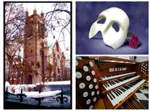 Популярная органная музыка и арии из опер и оперетт. Призрак оперы<br>