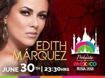 Una Probadita de Mexico. Edith Marquez 2018-06-30T21:00 edith marquez monterrey