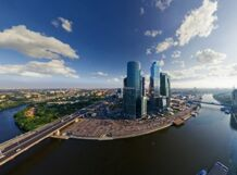 Москва-сити  (посещение уникального комплекса Москва-сити)