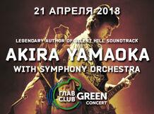 Akira Yamaoka with orchestra 2018-04-21T20:00