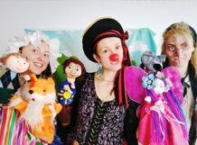 Сказка о непослушании - интерактивный кукольный спектакль