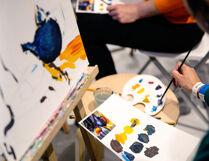 Мастер-класс по живописи «Пишем как Беньков и Фешин» на жестовом языке с переводом 2019-09-22T16:00 ang 300 мастер класс по живописи нарисуй своего ангела
