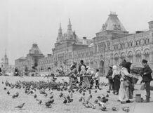 Москва Гиляровского пешком.