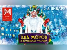 цена на Дед Мороз и волшебная фабрика 2020-01-03T11:00