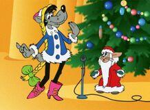 «НУ, ПОГОДИ! ПОЙМАЙ ЗВЕЗДУ» Новогоднее квест-шоу + бонус: «НОВЫЙ ГОД КОТА ЛЕОПОЛЬДА» в Парке развлечений.<br>