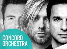 Симфонические рок-хиты в исполнении Concord Orchestra<br>