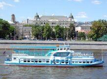 Жемчужина Москвы (экскурсия на теплоходе от Храма Христа Спасителя)