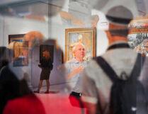 цены на Экскурсия на жестовом языке по выставке «Место под солнцем. Беньков/Фешин» 2019-08-28T18:30  в интернет-магазинах