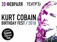 KURT COBAIN BIRTHDAY FEST 2018 2018-02-20T18:00