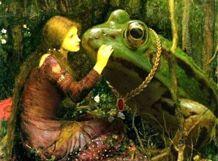 цена Сказка о капризной принцессе и короле лягушек 2019-05-12T11:00
