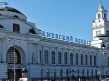Киевский вокзал. Экскурсия с подъемом в часовую башню