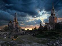 Москва-территория призраков!<br>