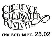 Creedence Clearwater Revived 2020-02-25T20:00 цена 2017