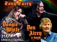 Don Airey / Tony Carey / Doogie White 2018-01-31T19:00 don t let me go