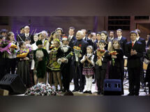 Стипендиаты МБФ Владимира Спивакова фото