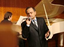 Геннадий Каменный в программе: «Танго соловья»<br>