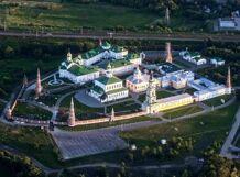 Коломенские монастыри и дворики