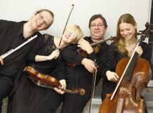 «Волшебная флейта» ансамбль камерной музыки «Cordes Trio»<br>