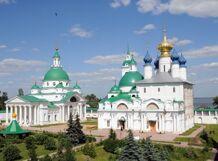 Древние сказания о граде Ярославле (Ярославль - Толгский монастырь) 2018-09-29T07:15
