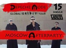 After-party после концерта Depeche Mode
