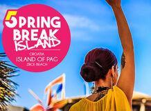 Фестиваль Spring Break Island (Хорватия)<br>