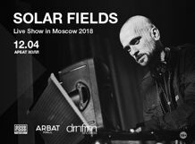 Solar Fields live show in Moscow 2018-04-12T19:00 свадебное платье happy about the wedding dress hs1861 2015