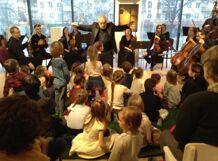 Детский концерт из цикла «Смотри и Слушай!» 2019-04-14T11:30 барный стул stool group джин