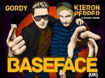 День рождение BaseFace (UK)<br>