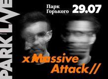 MASSIVE ATTACK. PARK LIVE