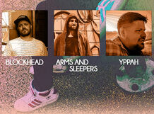 Blockhead, Arms and Sleepers, Yppah 2019-10-11T23:00