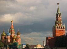 «Московские древности»  (пешеходная экскурсия + территория Кремля с соборами)<br>