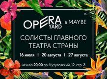 Opera Yard<br>