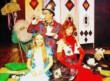 Алиса в стране чудес. Начало<br>