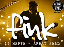 Fink (live band) (UK) 2018-03-16T20:00 григорий лепс парус live