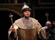 Опера М.П. Мусоргского «Борис Годунов»<br>