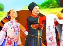 Государственный ансамбль танца «Казаки России»<br>