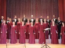 Шедевры русской хоровой музыки. Камерный хор «Московские певчие»