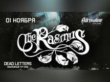 The Rasmus. Юбилейный тур Dead letters 2019-11-01T20:00 все цены