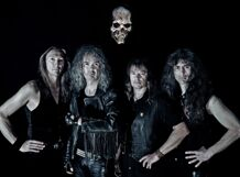 GRAVE DIGGER (Germany) 2018-02-11T20:00
